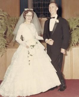 mom and dad wedding 2